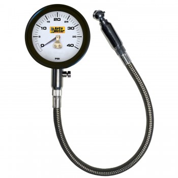 0-40 PSI Tire Pressure Gauge