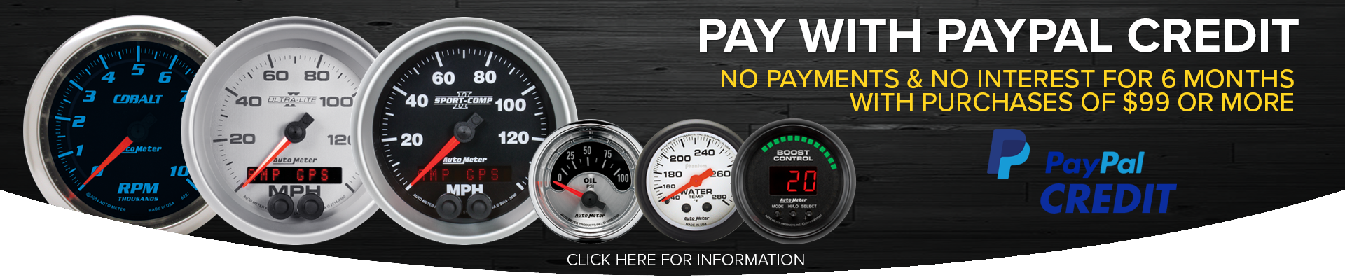 AutoMeter Warranty