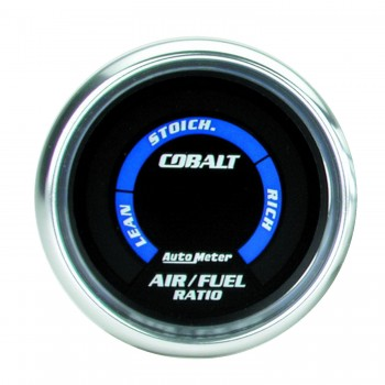 "2-1/16"" NARROWBAND AIR/FUEL RATIO, LEAN-RICH, COBALT"