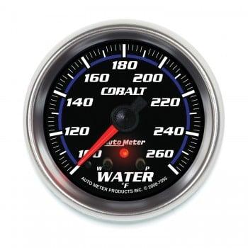 "2-5/8"" WATER TEMPERATURE, 100-260 °F, STEPPER MOTOR, COBALT"