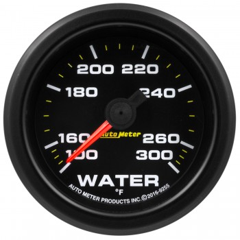 "2 1/16"", GAUGE, WATER TEMP, 300ºF, STEPPER MOTOR W/PEAK & WARN, EXTREME ENVIRONMENT"