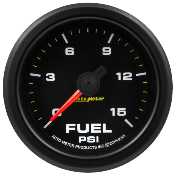 Waterproof Fuel Pressure Gauge