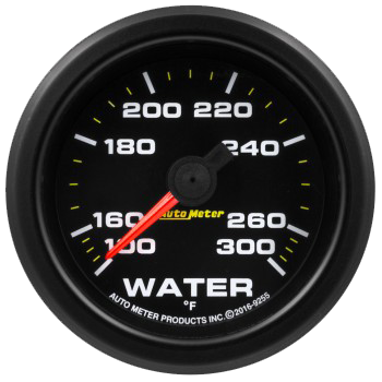 Waterproof Water Temp Gauge