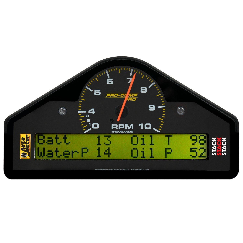 Autometer race display kit