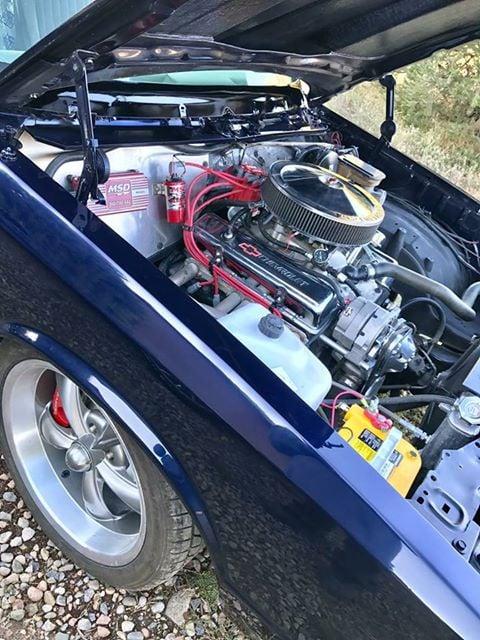 Midnight Blue Monte Carlo engine
