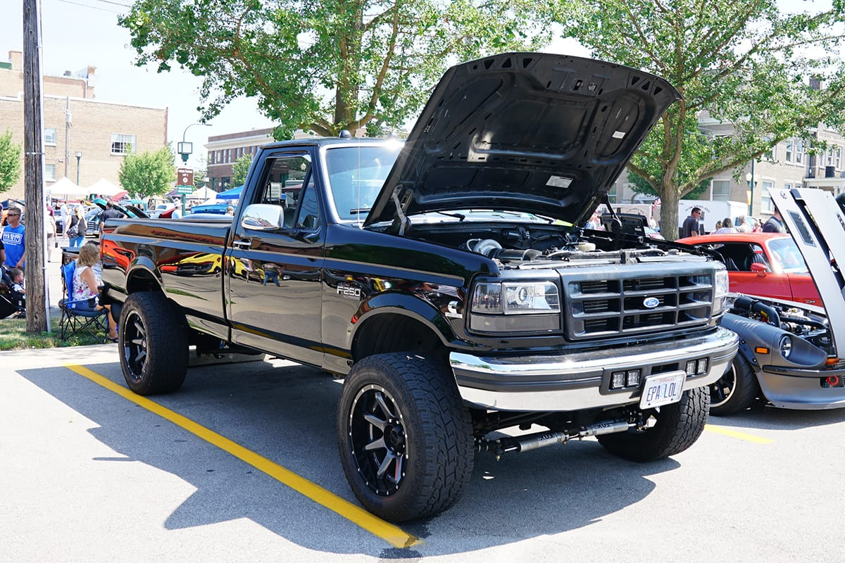 Autometer 1996 Ford F-250