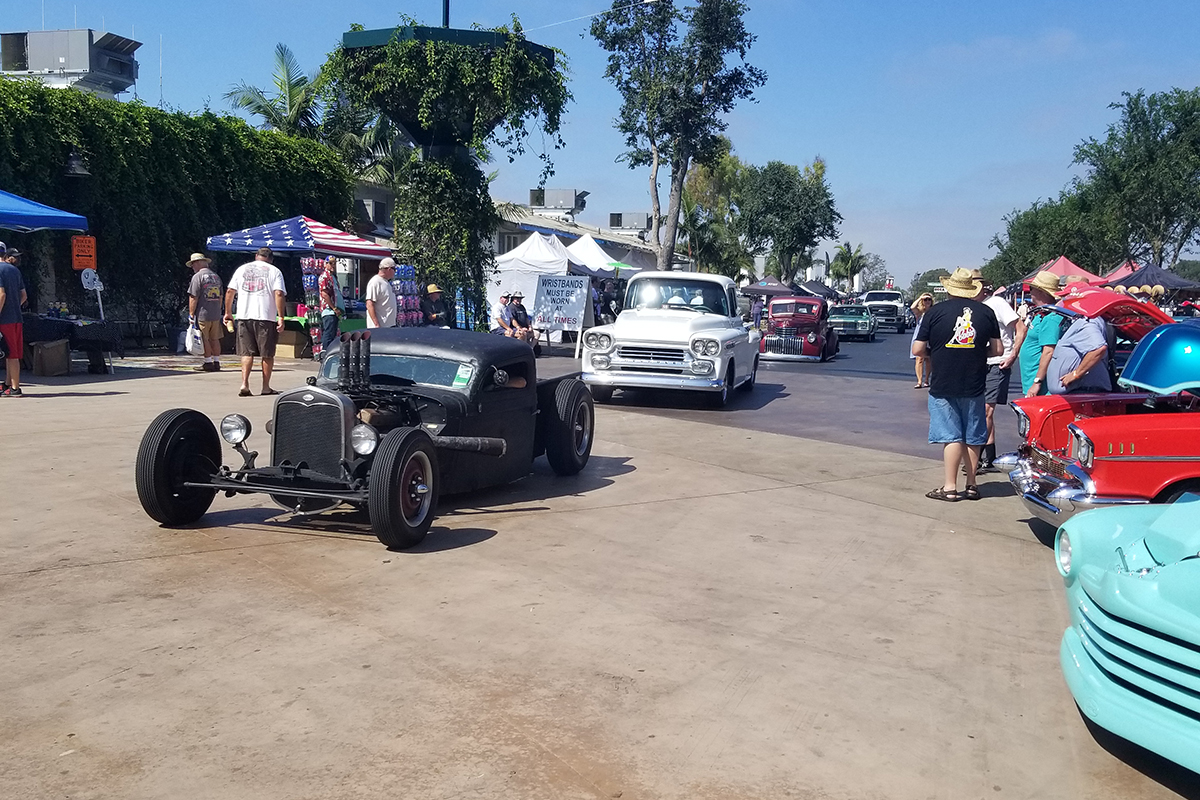 2019 LABOR DAY CRUISE IN SOUTHERN CALIFORNIA