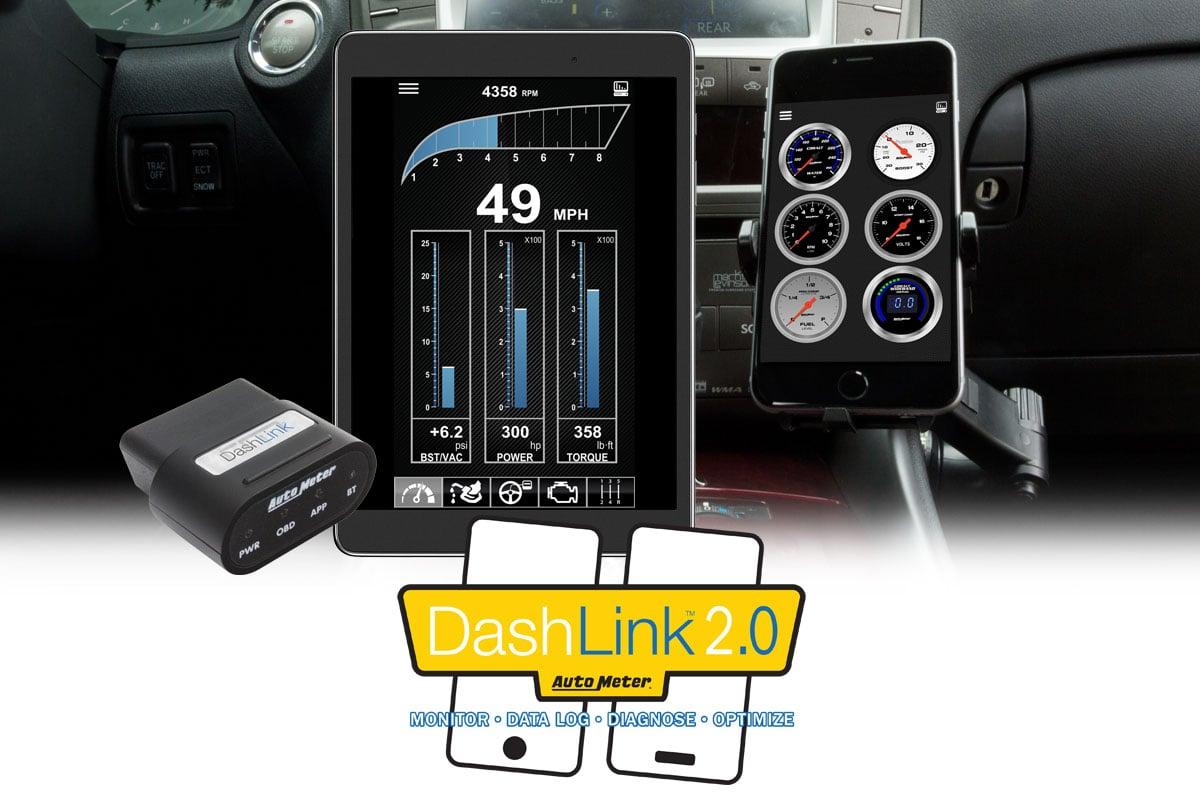 Autometer DashLink II