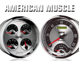 American Muscle gauges