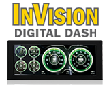 InVision Digital Dash
