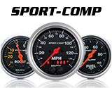 Sport-Comp gauges