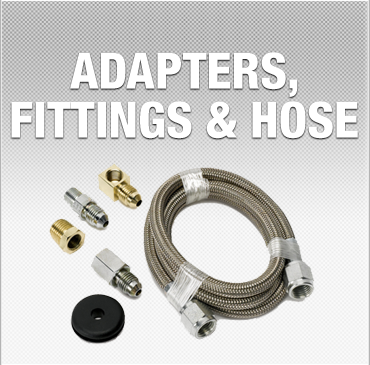 Adapters, Fittings & Hose