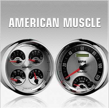 American Muscle gauges