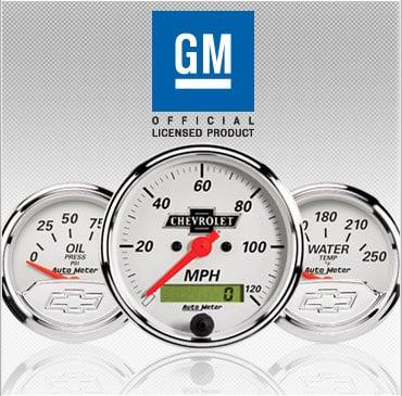 GM gauges