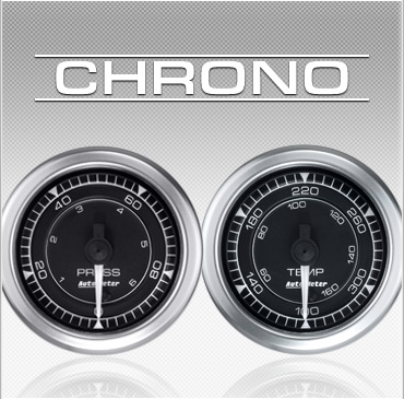 Chrono gauges