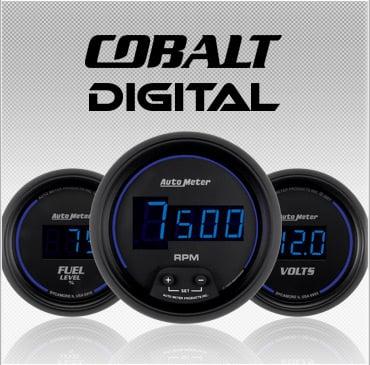 Cobalt Digital gauges