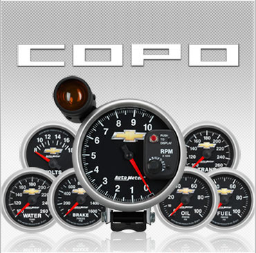 Copo gauges