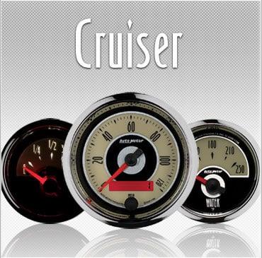 Cruiser gauges
