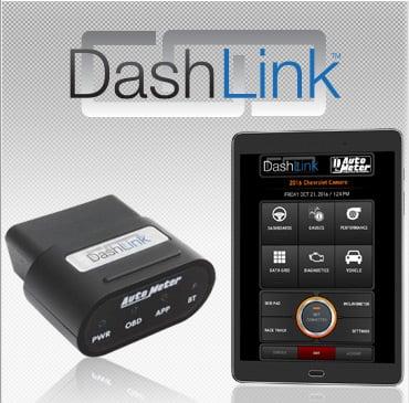 Dashlink tablet