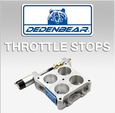 Dedenbear Throttle Stops