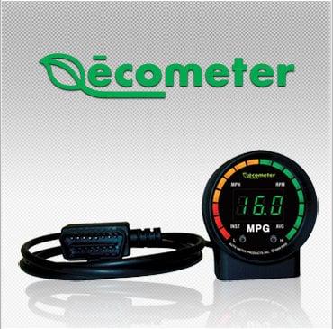 Ecometer gauge
