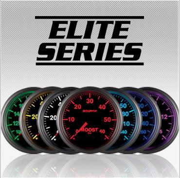 Elite Series gauges