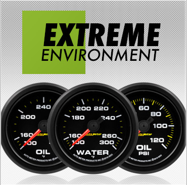 Extreme Environment gauges