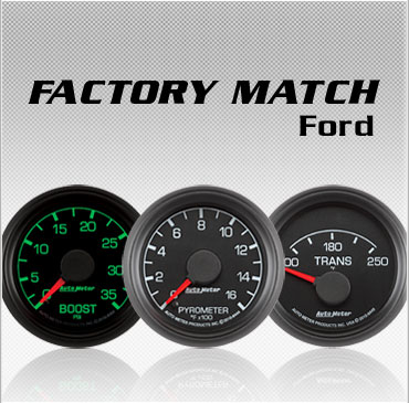Factory Match Ford gauges