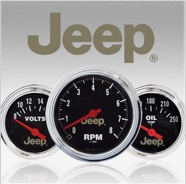 Jeep gauges