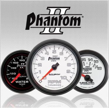 Phantom 2 gauges