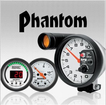 Phantom gauges
