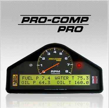 Pro-Comp Pro gauge