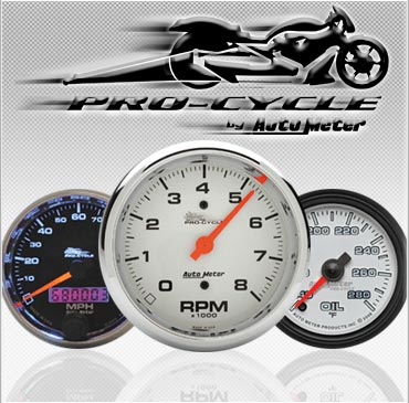 Pro-Cycle gauges