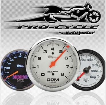 Pro-Cycle gauges