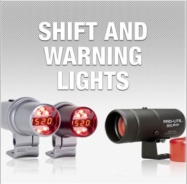 Shift and Warning Lights