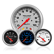 Autometer Gauge Series 2