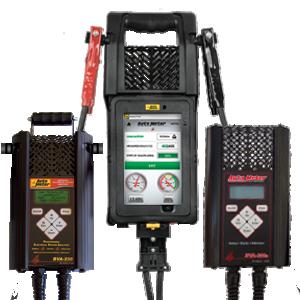Autometer handheld testers