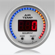 Autometer UL Air Temp Dual Channel gauge