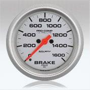 Autometer UL BrakePressure gauge