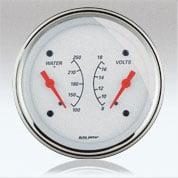 Autometer UL Dual Gauge