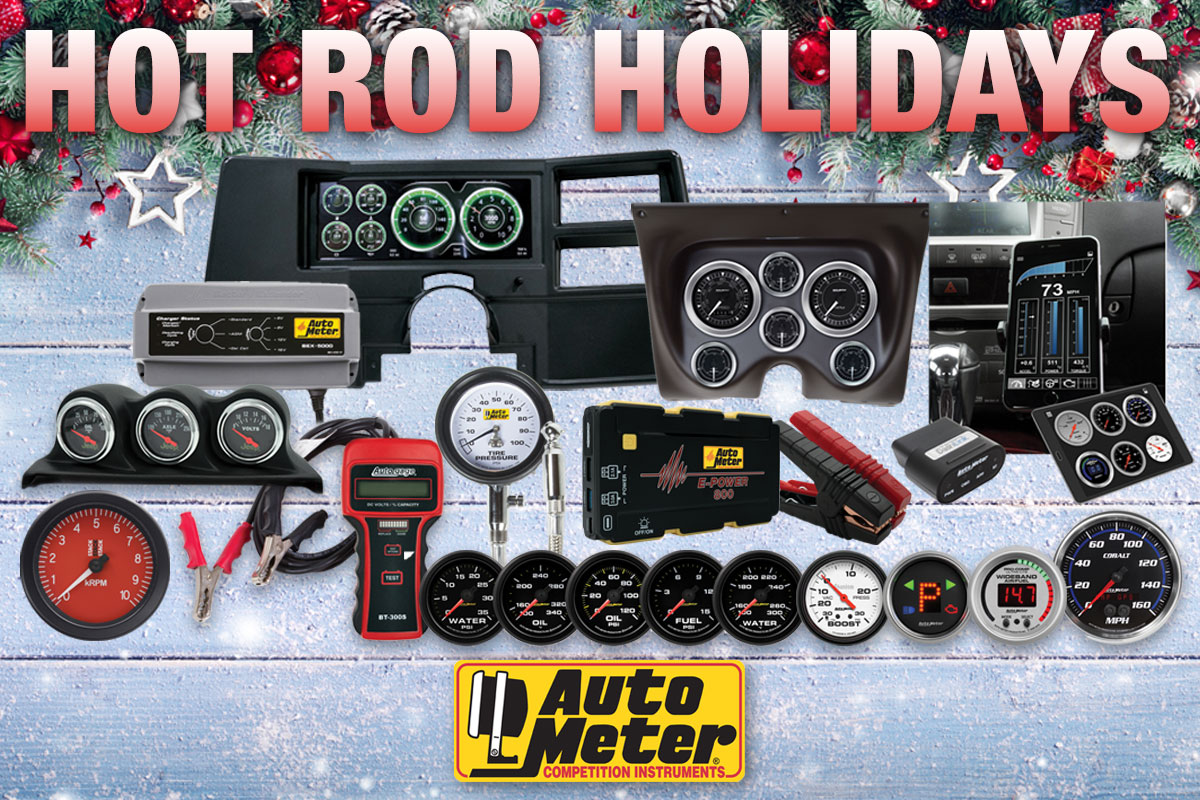 Hot Rod Holiday Rebate - Save up to $150